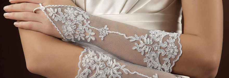 comment bien choisir ses gants de mariage. Black Bedroom Furniture Sets. Home Design Ideas