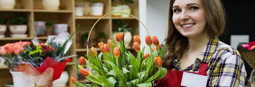 Besoin d'une livraison de fleurs sur Paris